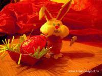 Húsvéti pályázat - Rugóláb nyuszi
