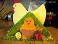 Húsvéti pályázat - Húsvéti szalvétatartó
