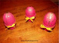 Húsvéti pályázat - Tojáspalánták