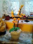 Húsvéti pályázat - Gyurma virág