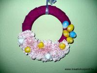 Húsvéti pályázat - Húsvéti koszorú
