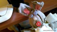 Húsvéti pályázat - Plüss nyuszi