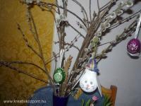 Húsvéti pályázat - Villanykörte nyuszik