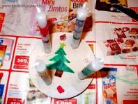 Karácsonyi pályázat - Adventi koszorú - Kész