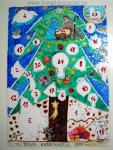 Karácsonyi pályázat - Adventi naptár másképp - Kész