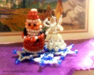 Karácsonyi pályázat - Mikulás, angyalka, karácsonyi alátét - Kész