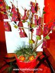 Karácsonyi pályázat - Adventfa - Kész