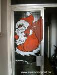 Karácsonyi pályázat - Karácsonyi ajtódíszek