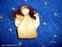 Karácsonyi pályázat - Csuhé angyalka