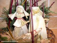 Karácsonyi pályázat - Csuhé Betlehem