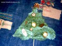 Karácsonyi pályázat - Fenyőfa