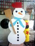 Karácsonyi pályázat - Kedves házőrző