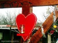 Karácsonyi pályázat - Hívogató fények