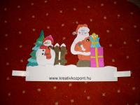 Karácsonyi pályázat - Húzogatós - Kész