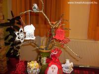 Karácsonyi pályázat - Karácsonyfa(?) kicsit másképp