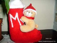 Karácsonyi pályázat - Macik másképpen