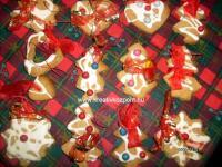Karácsonyi pályázat - Mézesek