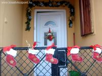 Karácsonyi pályázat - Mikulás csizmik