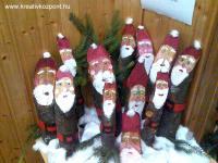 Karácsonyi pályázat - Mikulások