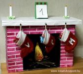 Karácsonyi pályázat - Adventi naptár