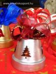 Karácsonyi pályázat - Cserép harang