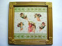 Karácsonyi pályázat - Karácsonyi decoupage képek