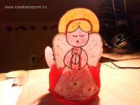 Karácsonyi pályázat - Karácsonyi ékszertartó