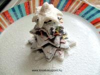 Karácsonyi pályázat - Ehető fenyőfa