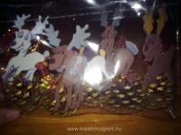 Karácsonyi pályázat - Rénszarvasos karácsonyfadísz