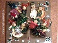 Karácsonyi pályázat - Karácsonyi tündérkék