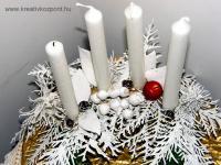 Karácsonyi pályázat - Zúzmarás bunda