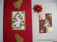 Karácsonyi pályázat -  Képeslapok, ajándékkísérők