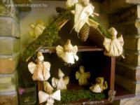 Karácsonyi pályázat - Angyal ház
