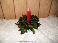 Karácsonyi pályázat - Asztali dísz