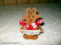 Karácsonyi pályázat - Cukorkatartó