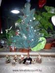 Karácsonyi pályázat - Kántáló csapat