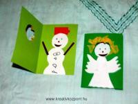 Karácsonyi pályázat - Karácsonyi képeslap