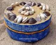 Nyári pályázat - Kagylós doboz