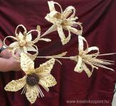 Nyári pályázat - Szalmavirág - Kész