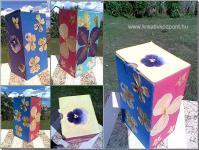Nyári pályázat - Virágos doboz 2.