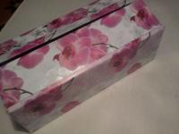 Olvasói tippek - Orchideás doboz - Kész
