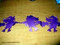 Olvasói tippek - Boszorkány origamiból - Kész