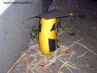 Halloween pályázat - A boszi háza