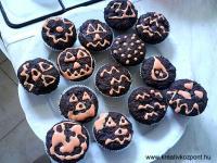 Halloween pályázat - Ehető asztalidísz Halloween-re!
