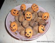 Halloween pályázat - Halloween-i diók