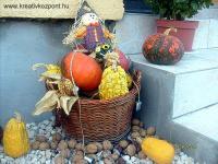 Halloween pályázat - Őszi csendélet