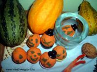 Halloween pályázat - Tökpofák - Készülőben