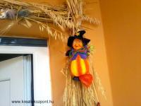 Halloween pályázat - Halloween ajtódisz