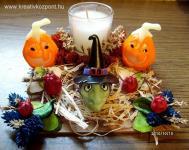 Halloween pályázat - Asztali dísz Halloween-re