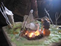 Halloween pályázat - Boszorkány bogrács